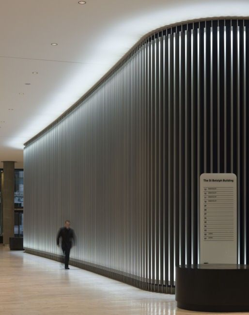 75 best lobby images on pinterest receptions reception for Office reception lighting design