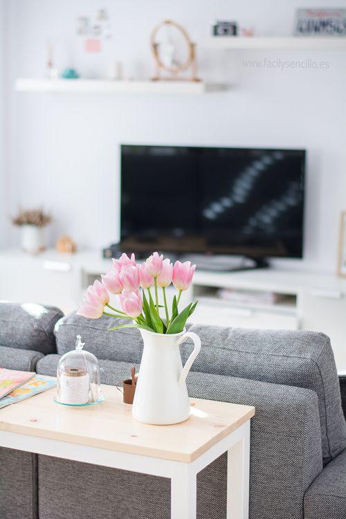 17 mejores ideas sobre mesa detr s de sof en pinterest - Mueble detras sofa ...