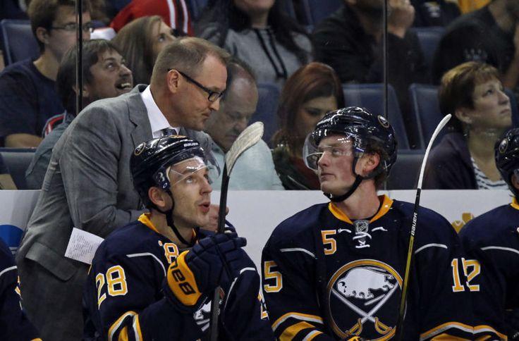 Buffalo Sabres: Jack Eichel Ultimatum Seals Dan Bylsma's Fate