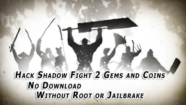 how to hack shadow fight 2 without root