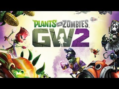 Plants vs  Zombies Garden Warfare 2 ¦ Trouble in Zombopolis Trailer