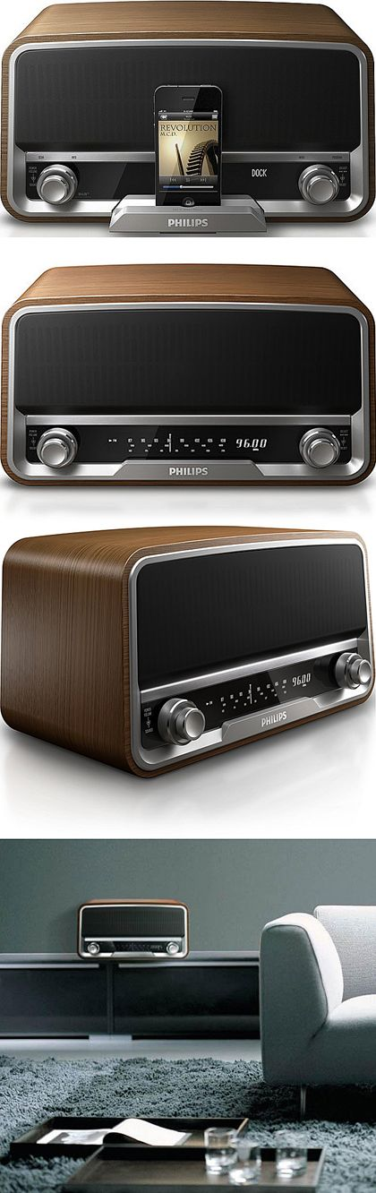 Philips OR7000 : Back to The Fifties