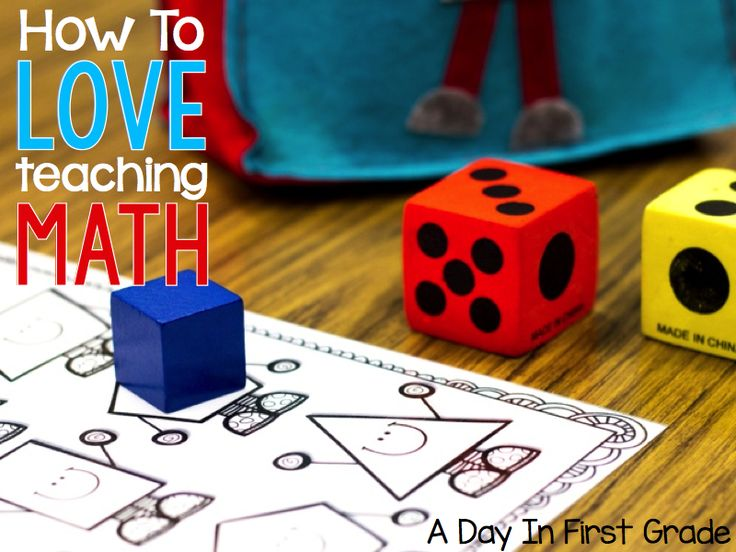 How to love teaching Math- Great set-up ideas for centers/guided math/interactive notebooks etc