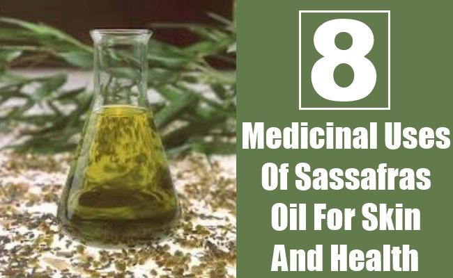 8 Medicinal Uses Of Sassafras Oil For Skin And Health