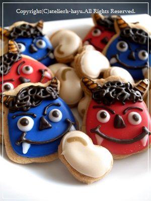 ◆今日のアイシングクッキー | おうちカフェ@香港。