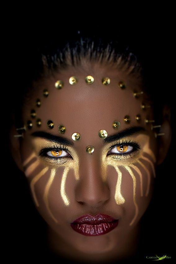 by Carlos Santero Model: Claudia Coba Sanchez H&M: Make up Artist Francis Bodí