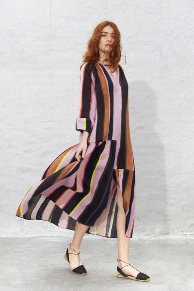 See the complete Apiece Apart Resort 2018 collection.