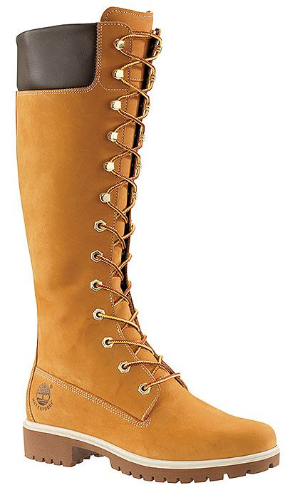 How To Style Timberland Boots For Women | ... Timberland Tree Women's 14 Inch Premium Waterproof Boot Style: 3752R