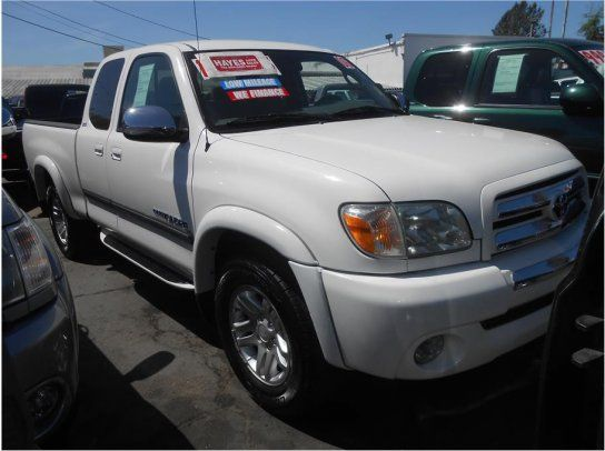 Truck, 2006 Toyota Tundra 2WD Access Cab SR5 with 2 Door in Roseville, CA (95678)