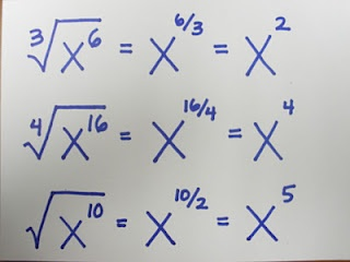 square root of negative one teach math: Fraction Exponents. Easy.