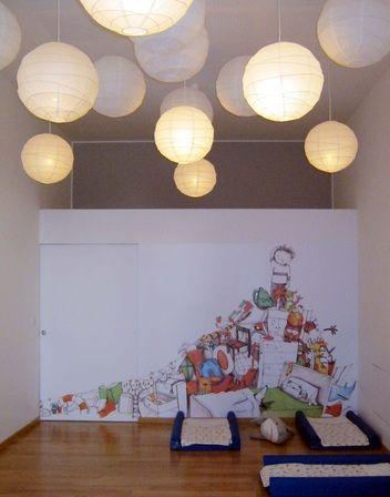 Oltre 25 fantastiche idee su lanterne di carta su for Camera da letto principale con annesso asilo nido