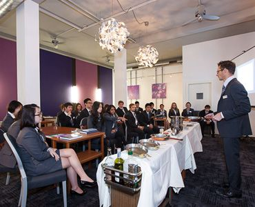 Study Hotel Management course in Hotel Institute Montreux, Switzerland. Gees Consultants guide you for admission process in overseas universities. Contact Now!