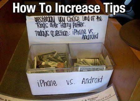 Tipping isn't always mandatory, but is a kind thing to do! Meet ten people who have figured out how to guilt, flatter, and trick customers into dropping a few dollars into their jars. Clever!