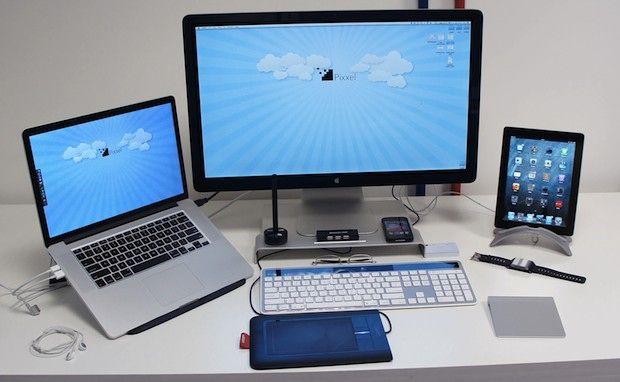 17 Best images about Apple Workspace Setups on Pinterest