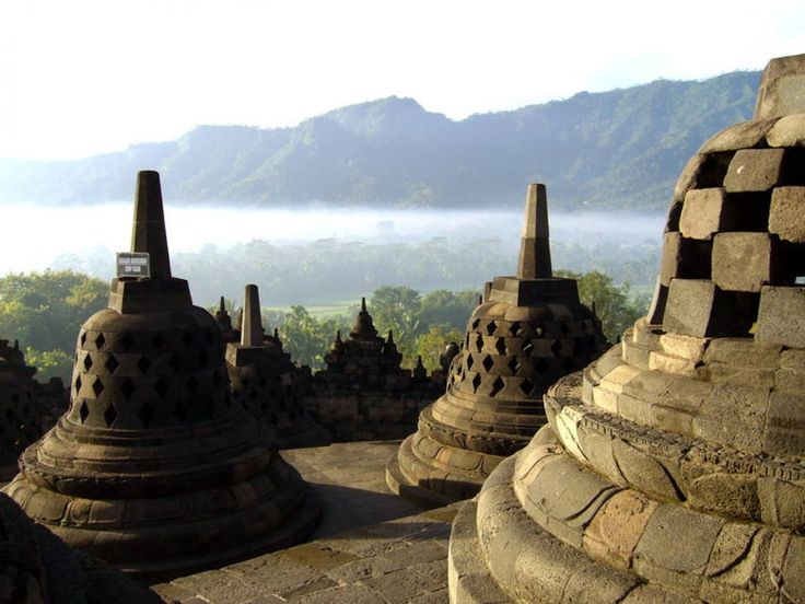 Stunning Borobudur Temple Compounds Unesco World Heritage Centre and also Borobudur Temple In Indonesia | Goventures.org