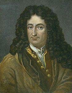 Gottfried Wilhelm Leibniz (1646–1716), German philosopher and mathematician