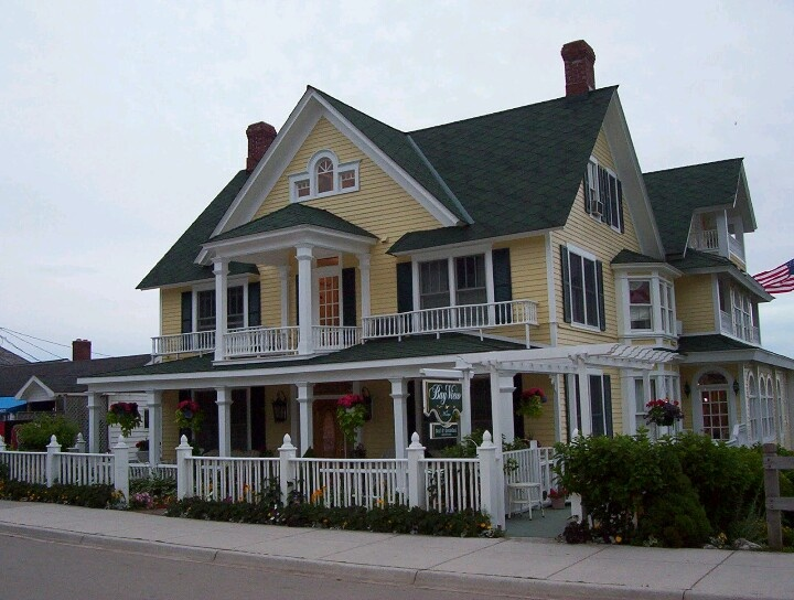 Bayview Bed And Breakfast Mackinac