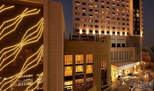 فندق Multi Story Building Building Structures
