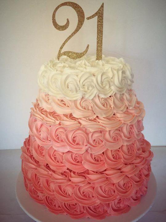 1000 Ideas About 21st Birthday Cakes On Pinterest 21