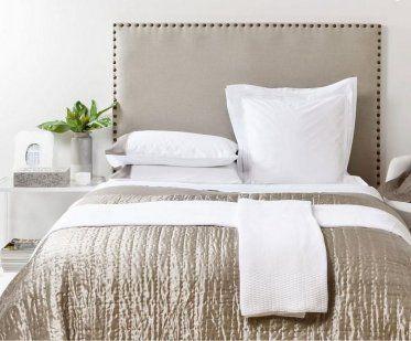 M s de 1000 ideas sobre cabecero con tachuelas en - Como hacer cabeceros de cama tapizados ...