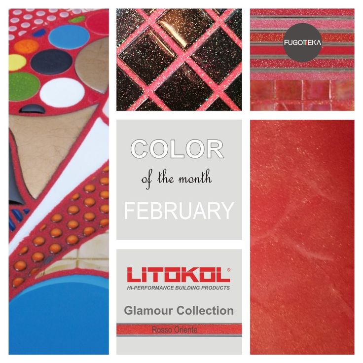 Color February - Lirokol Glamur Collection - Rosso Oriente