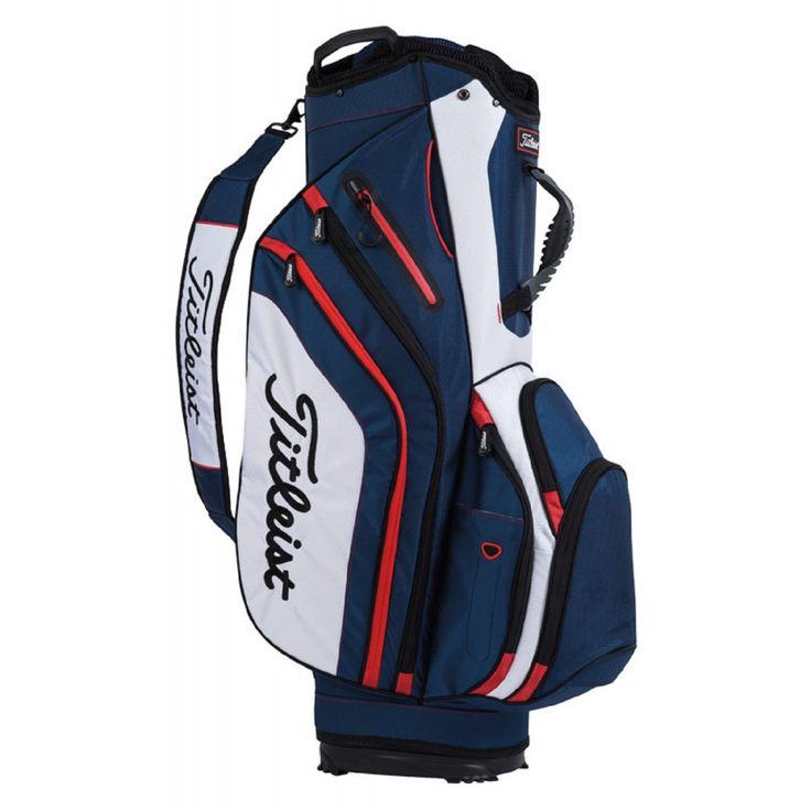 Titleist Lightweight Cart Bag 2016 from @golfskipin