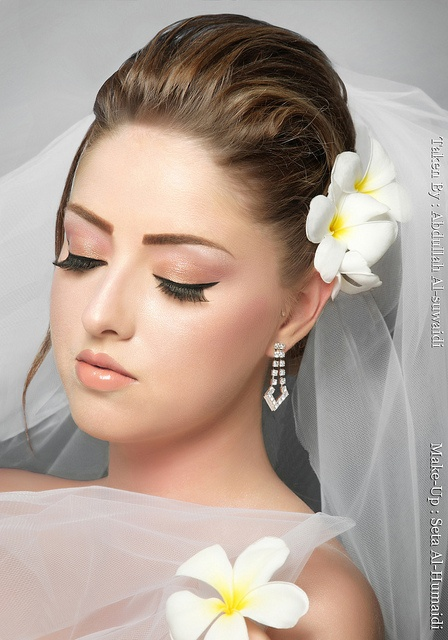 Bridal Make-up 2011 by S.H Make-Up Artist, via Flickr