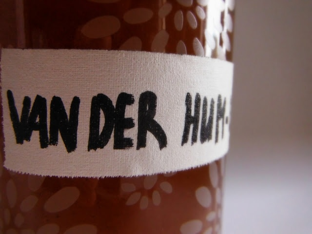 Theres a fly in my soup!: 10 down 70 to GO! Van der Hum liqueur