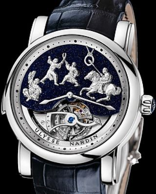 The Ulysses Nardin Westminster Carillon Tourbillon Jaquemart Minute Repeater in platinum has to be one of the great watches of all time. What a portrayal of legend! #ulyssesnardin#un#tourbillon#minuterepeater#platinum#dubai#abudhabi#hongkong#singapore#tokyo#moscow#stpetersburg#newyork#losangeles #history#legend by hourclass
