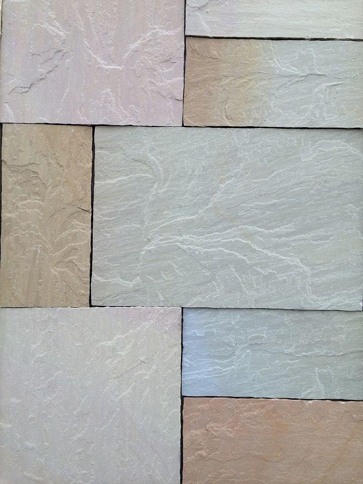 Lakeland Indian Sandstone Paving. Indian paving slabs Prices at LSD.co.uk
