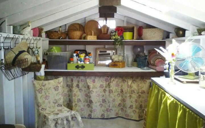 Potting shed, 're-defined!