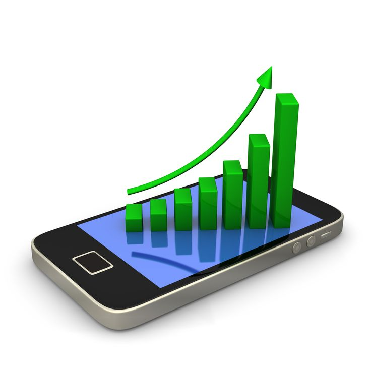 I have a passion in mobile technology, and this is how I see the market trend of influence by mobile technology.