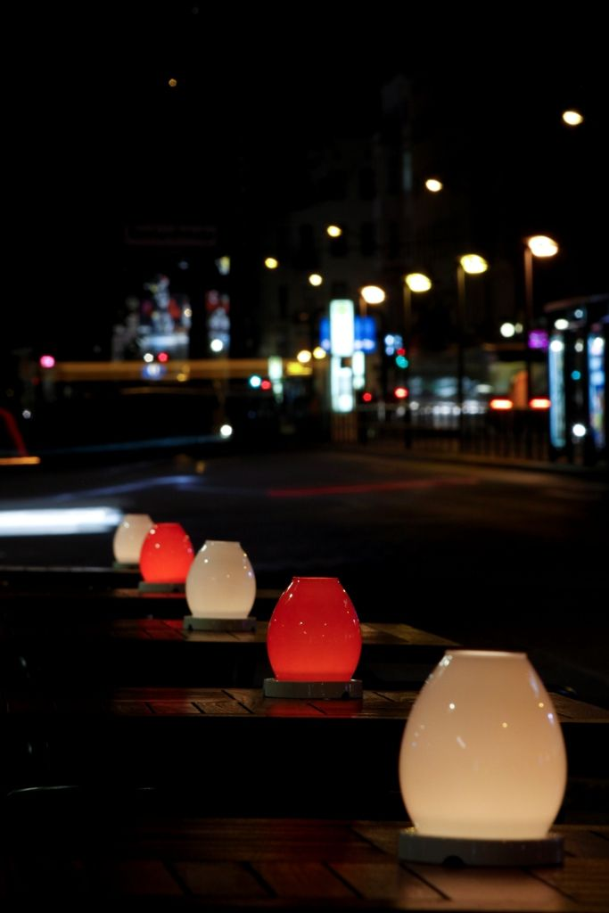 50 best candle lamps of enduredesign images on pinterest for Equipement bar restaurant