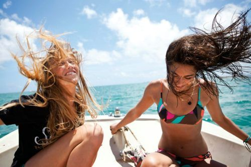 Wind in your hair and with the best friend! Memorable <3