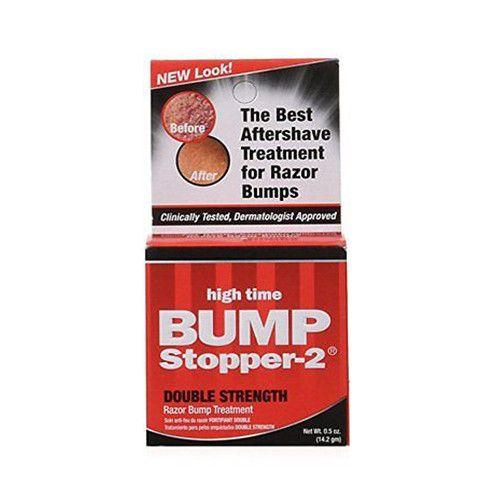 Razor Bump Treatment Cream Double Strength .50 oz