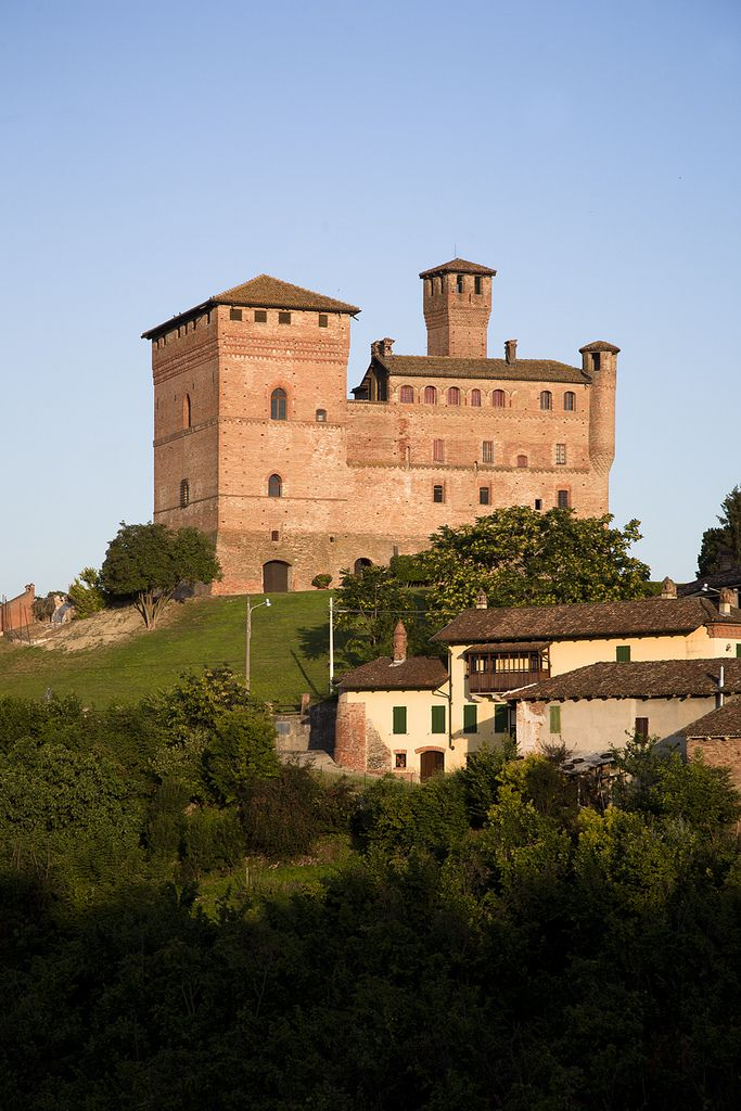 The Castle of Grinzane Cavour, Grinzane Cavour, Cuneo, Piedmont, Italy #WonderfulPiedmont #WonderfulExpo2015