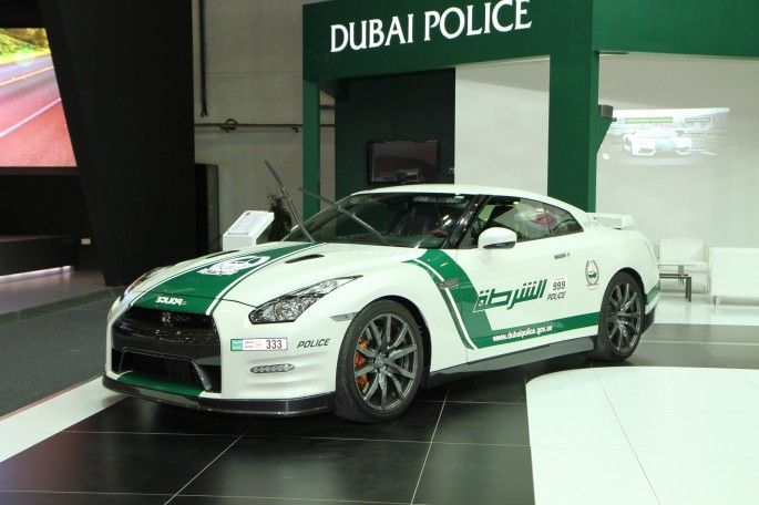 10 Of The Best Police Cars Dubai Has To Offer | Humor Stack | Page 10