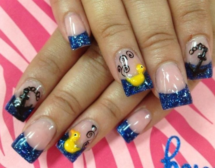 Rubber Duck Nails - 78 Best Nails Images On Pinterest Duck Nails, Rubber Duck And Ducks