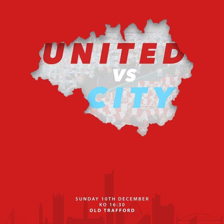 Manchester Derby Manchester United v. Manchester City 12/10/17