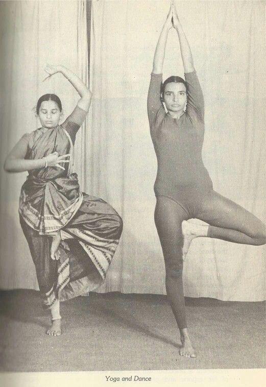 Geeta and dancer