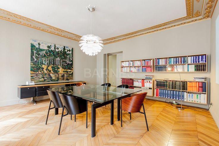 VENTE 5 PIECES - PARIS 8 - PLACE BEAUVAU - Ventes immobilier de luxe et haut de gamme PARIS