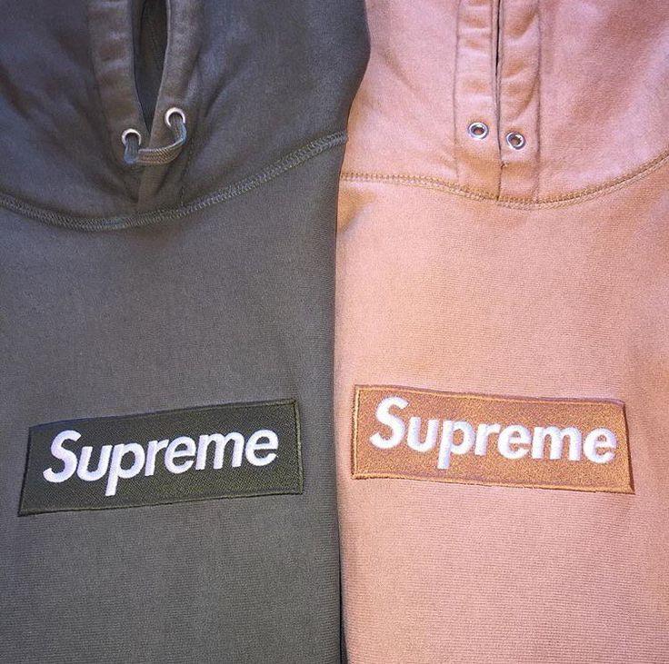 Olive and Peach Supreme Hoodie Jacket Long Sleeves More