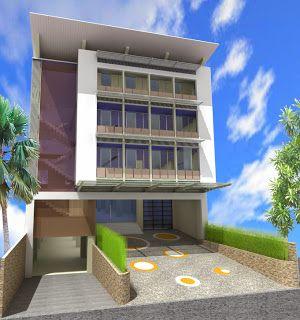 VAZZADE ARCHITECT: Design house & factory