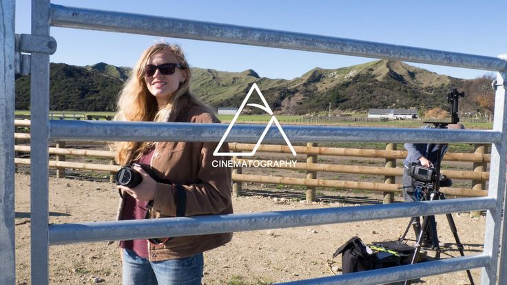 \\ Cinematography \\  This is the face behind the lens. This is her story \m/ Academy of Media Arts — in Wairoa, New Zealand.
