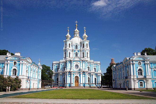 Smolny Monastery