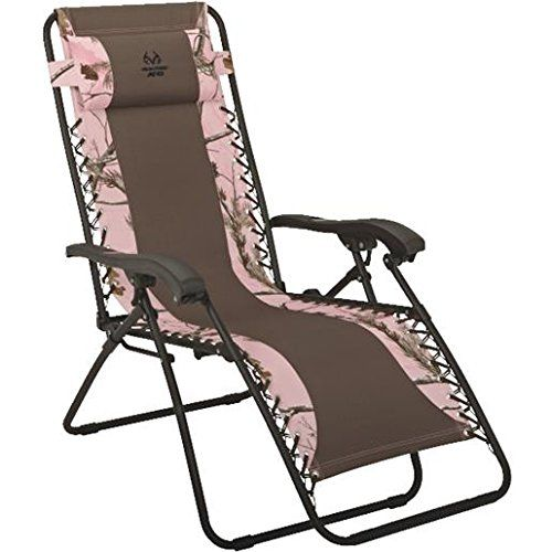Realtree Zero Gravity Relaxer Convertible Lounge Chair Pride Family Ningbo ht