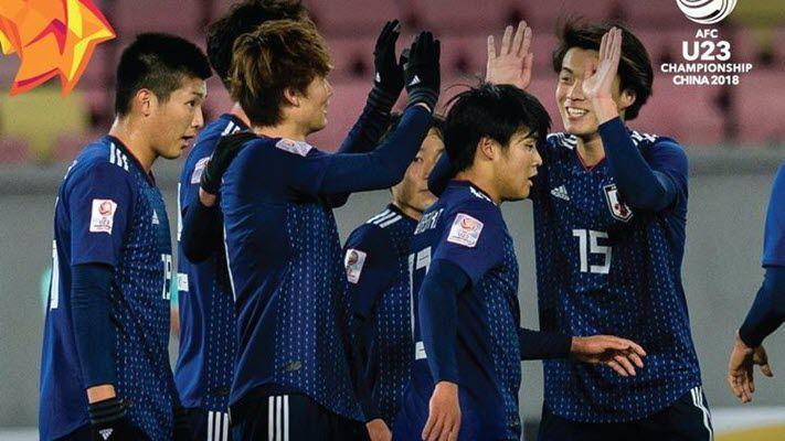 ไฮไลท์ฟุตบอล ญี่ปุ่น 3-1 เกาหลีเหนือ [ฟุตบอลชิงแชมป์เอเชีย U23]