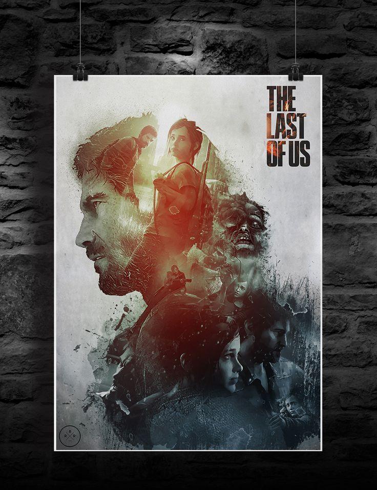 Fan art The last of us - by Renzo Romero. #playstation #fanart #thelastofus