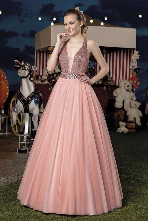 90d9ba61c1d ls-64_0049   vestidos em 2019   Vestido de 15 anos, Vestido de ...
