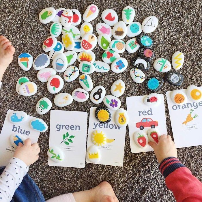 ▷ 1001 + idées d'activité montessori pour laisser son enfant s'épanoiur